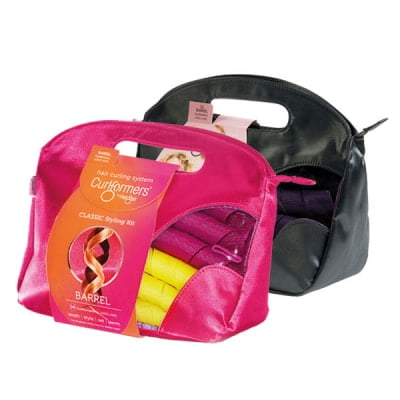 Curlformers Barrel Curls Classic and Deluxe Styling Kits