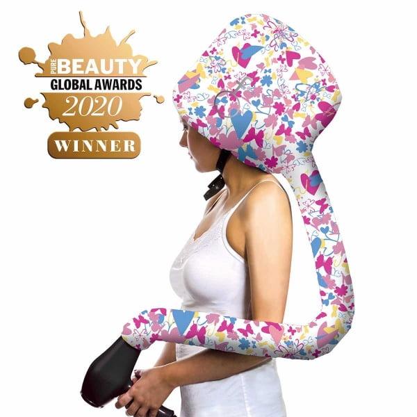 Corazones y mariposas en la edad adulta: ganador de Pure Beauty Global Awards 2020