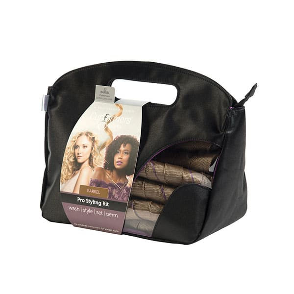 Curlformers by Hairflair PRO barrel curl styling kit