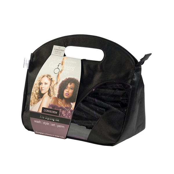 Curlformers by Hairflair PRO corkscrew curl styling kit