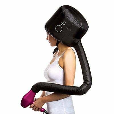 Hairflair black softhood