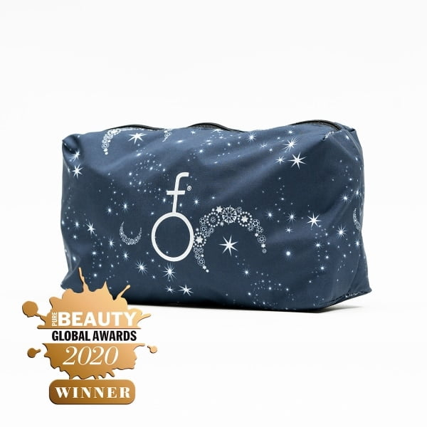 Bright as a Star edition Softhood® en bolsa de viaje - GANADOR de los premios Pure Beauty Awards 'Mejor nuevo producto para el cabello inclusivo' 2020