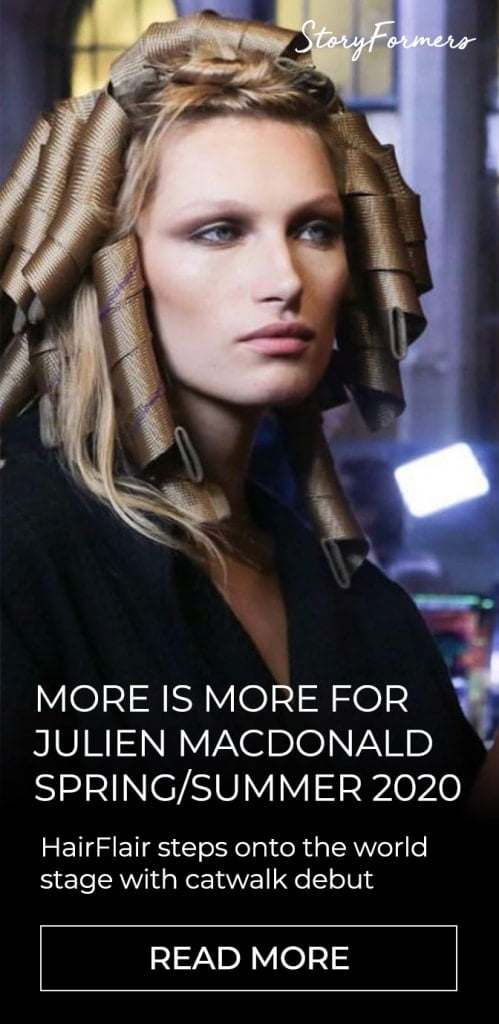 StoryFormers - Julien Macdonald