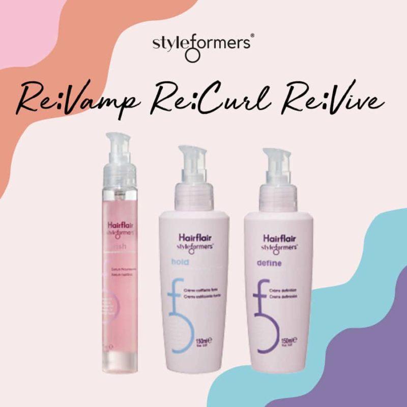 Styleformers® ReVamp ReCurl ReVive Set