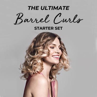 Barrel Curls Starter Set