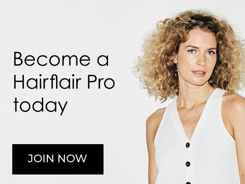 Become a HairFlair Pro