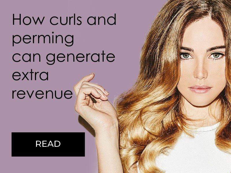 Curls & Perming Revenue