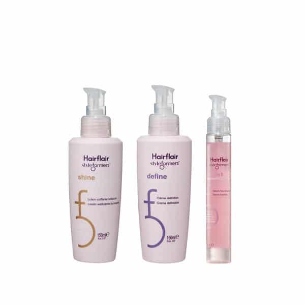 Styleformers® Set de regalo con crema de acabado de fijación GRATIS