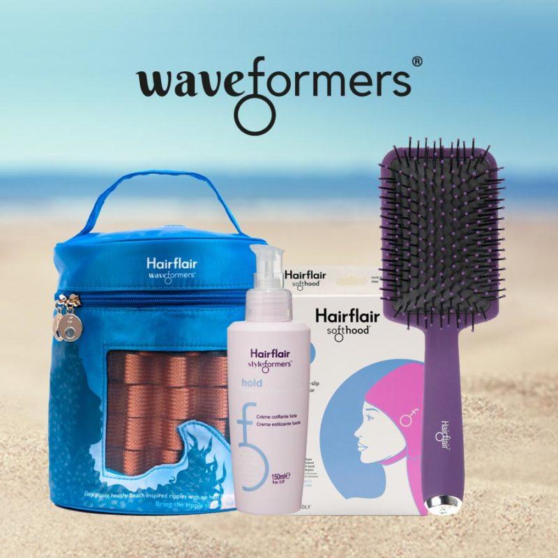 Hairflair WaveformerConjunto de estilo ondulado s®