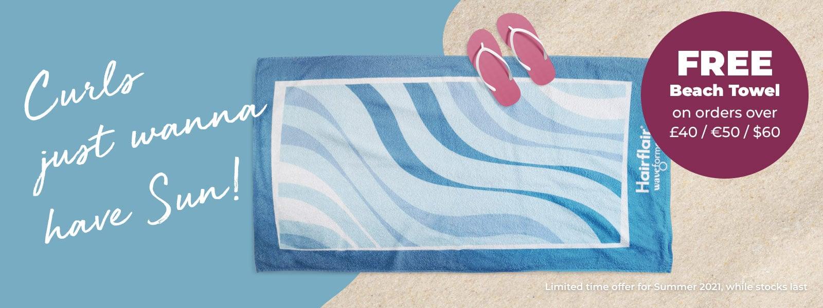 Beach Oferta de toallas